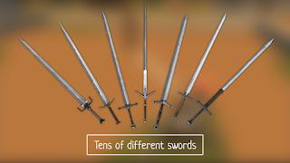 Slash of Sword Arena and Fights Mod Apk v1.05