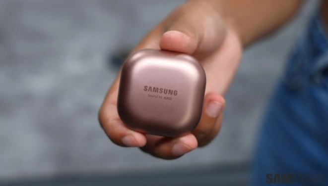 The new Galaxy Buds come with the Galaxy S21