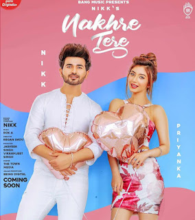 Nakhre Tere lyrics - nikk