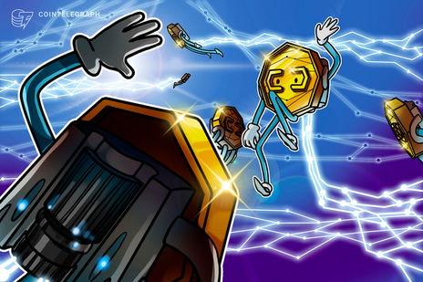 Объем крипто-фьючерсных сделок