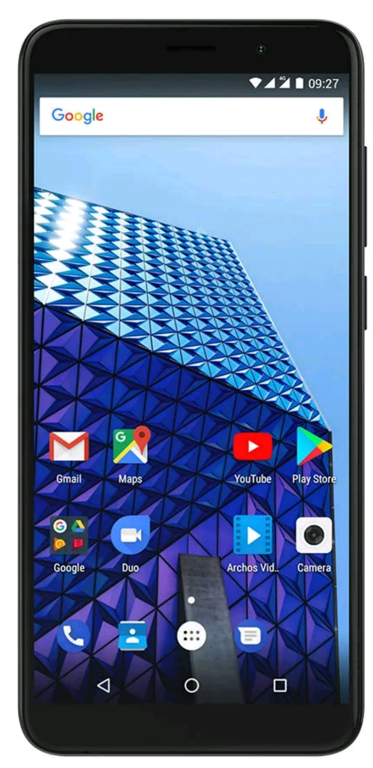 ARCHOS Access 57 4G Android Go edition smartphone announced