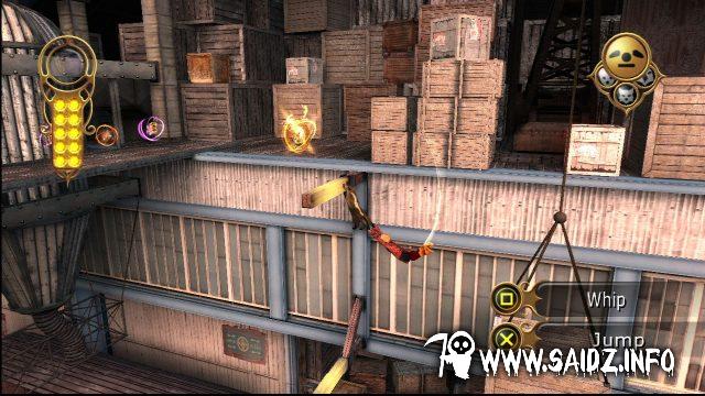 The Golden Compass: The Official Videogame Screenshot 4