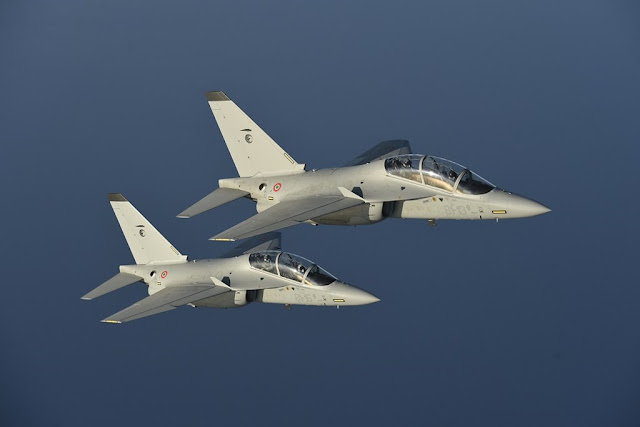 Portugal eyes M-346 pilot training