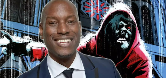 """Morbius: Tyrese Gibson diz que as pessoas vão """"enlouquecer"""" com seu personagem"""