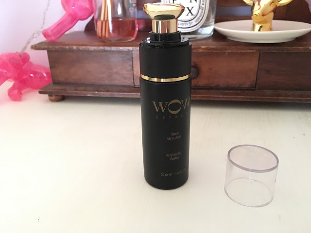 Review: Wow Effect Siero Anti Age