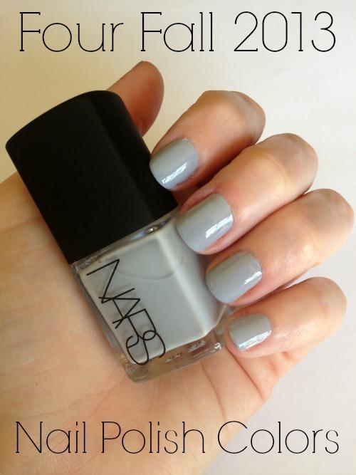 Favorite Fall 2013 Nail Polish Colors - Inspiration For Moms