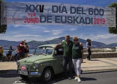 Seat 600 Bilbao