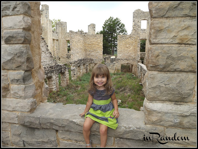 Princess of the Ruins