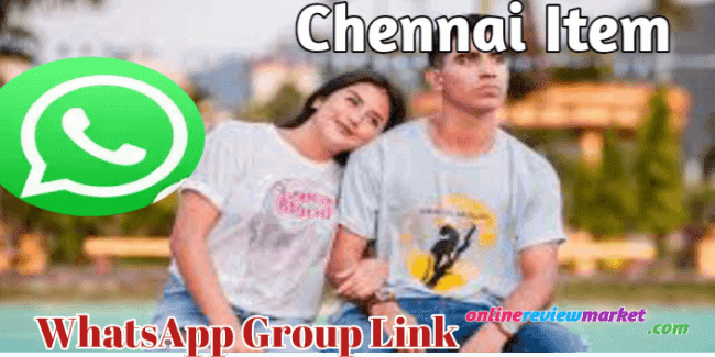 Chennai Item WhatsApp Group Link | WhatsApp Girl Group Link