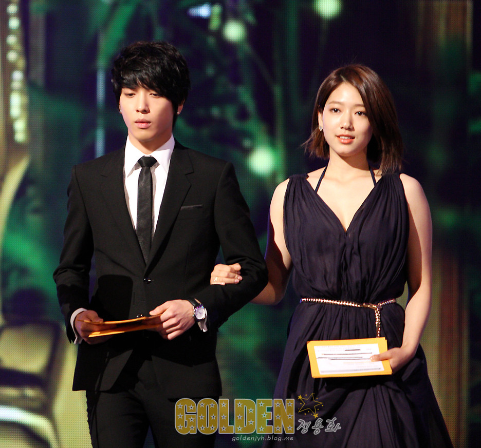Cnblue yonghwa and park shin hye are hookup