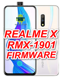 Realme X CPH1901 Offical Stock Rom/Firmware/Flash file Download