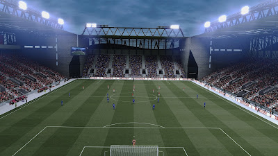 PES 2021 Stadium Turner