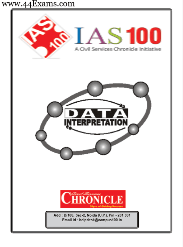 Data-Interpretation-by-Chronicle-IAS-Academy-PDF-Book