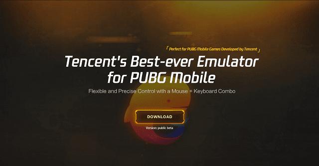 كيفية تحميل وتثبيت مُحاكي Tencent Gaming Buddy؟