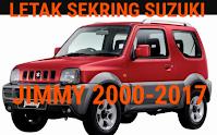 fusebox suzuki JIMMY 2000-2017