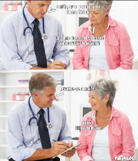A MEDICA SACANA