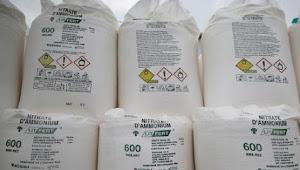 Amonium Nitrat Adalah - Sifat, Cara membuat Amonium Nitrat Beserta Manfaat Amonium Nitrat