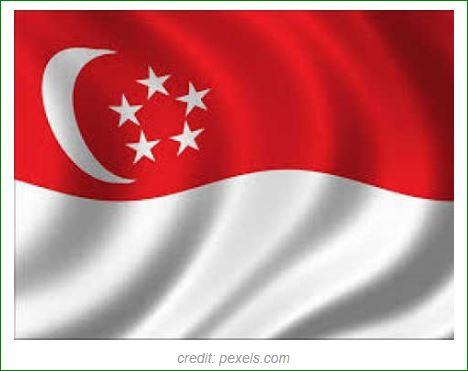 Singapore-national-flag