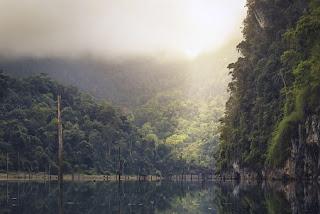taman nasioan indonesia
