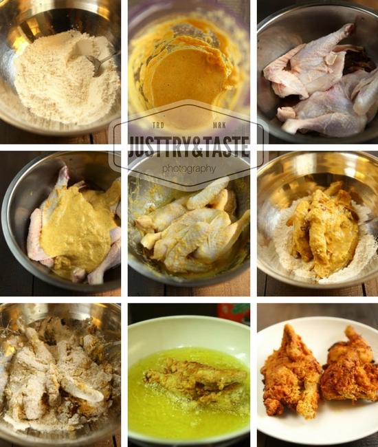 Resep Ayam Geprek Sambal Korek Just Try Taste