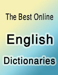 أفضل سبعة قواميس أنجليزية اونلاين The Best Online English Dictionaries