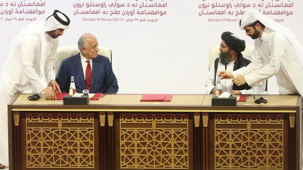Talibã espera que Biden cumpra acordo de paz com o Afeganistão 2