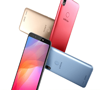 Infinix Smart 2 With Face ID, FingerPrint ID + 4G LTE Launched – Pocket Friendly