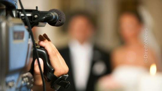 gravacao casamento instituicao religiosa ato ilicito