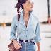 Street Style: Alessandra Ambrosio
