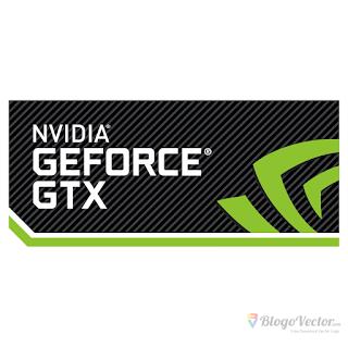 Nvidia Geforce GTX Logo vector (.cdr)