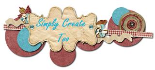Simply Create Too Challenge Blog