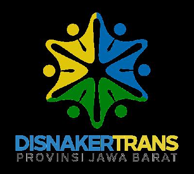 Logo Disnnakertrans Provinsi Jawa Barat