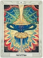 The Ace of Cups, Thoth
