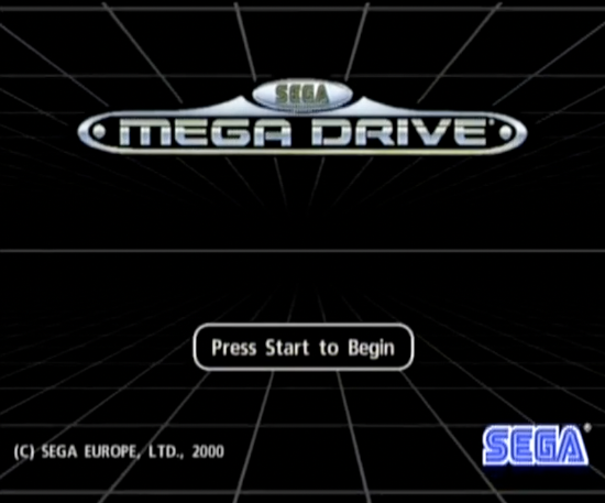 The Dreamcast Junkyard: Official Mega Drive Emulator For Dreamcast