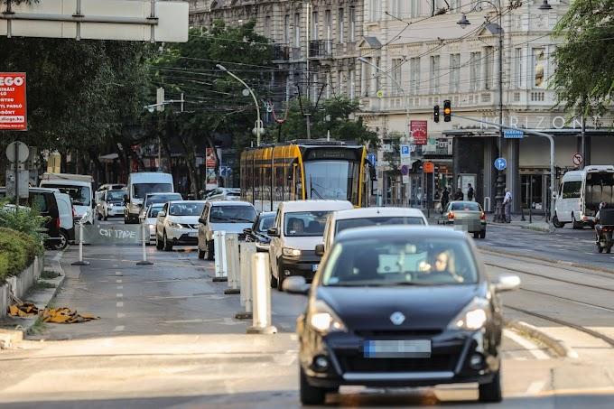 Teljesen összeomlott Budapest közlekedése Karácsony Gergely intézkedései miatt