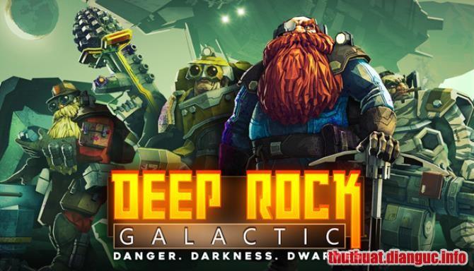 Download Game Deep Rock Galactic Full Cr@ck