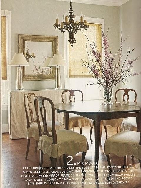Nine Sixteen Decorating Inspiration Slipcovers Seat