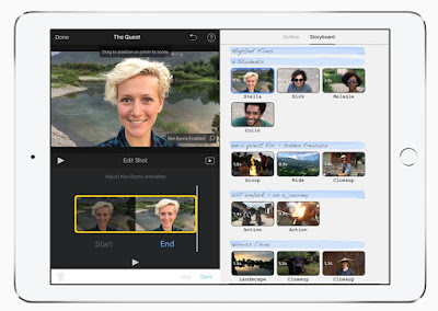 iMovie Features