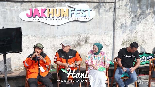 Jakhumfest (Jakarta Humanity Festival) Dompet Dhuafa 2020