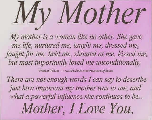 Asdasds: Some Inspirational Happy Mothers Day Qoutes 2015