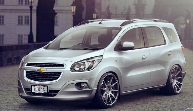 Chevrolet Spin Mobil Alternatif Buat Keluarga Indonesia