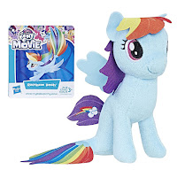 My Little Pony the Movie Rainbow Dash Small Seapony Plush