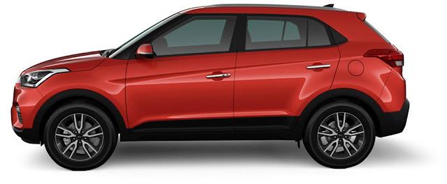 Novo Hyundai Creta 2.0 Prestige Automático