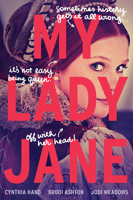 Book Review: My Lady Jane by Hand, Ashton and Meadows {plus Book Club Discussion/Questions}