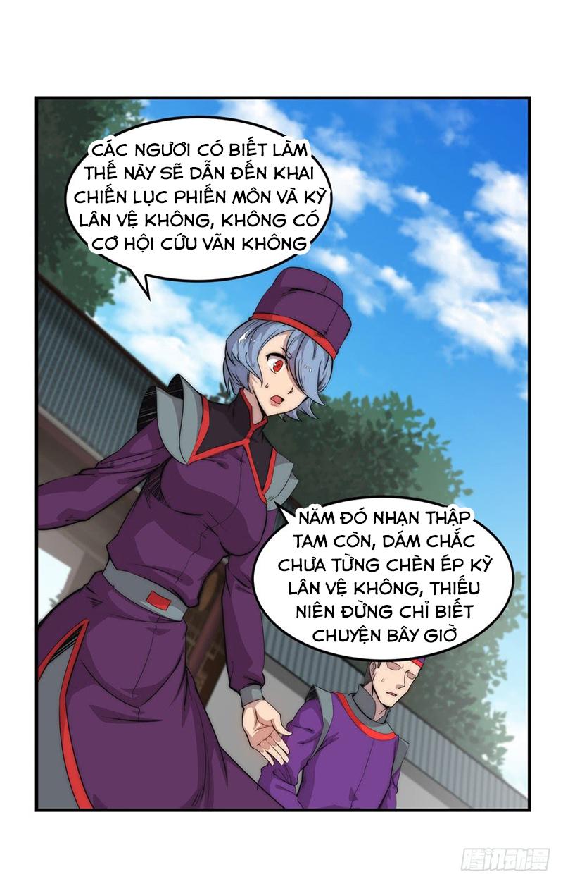 Cuộc sống thoái ẩn của võ lâm chi vương chap 46 - Trang 29