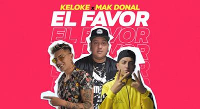 KELOKE FT MAK DONAL - EL FAVOR (VERSION CUMBIA)