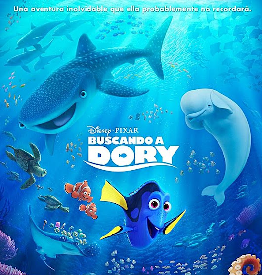 Buscando a Dory -  2016 - Latino 1080p - 720p - Torrent