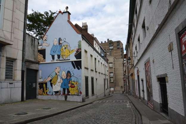 Os murais de rua mais impressionantes do mundo