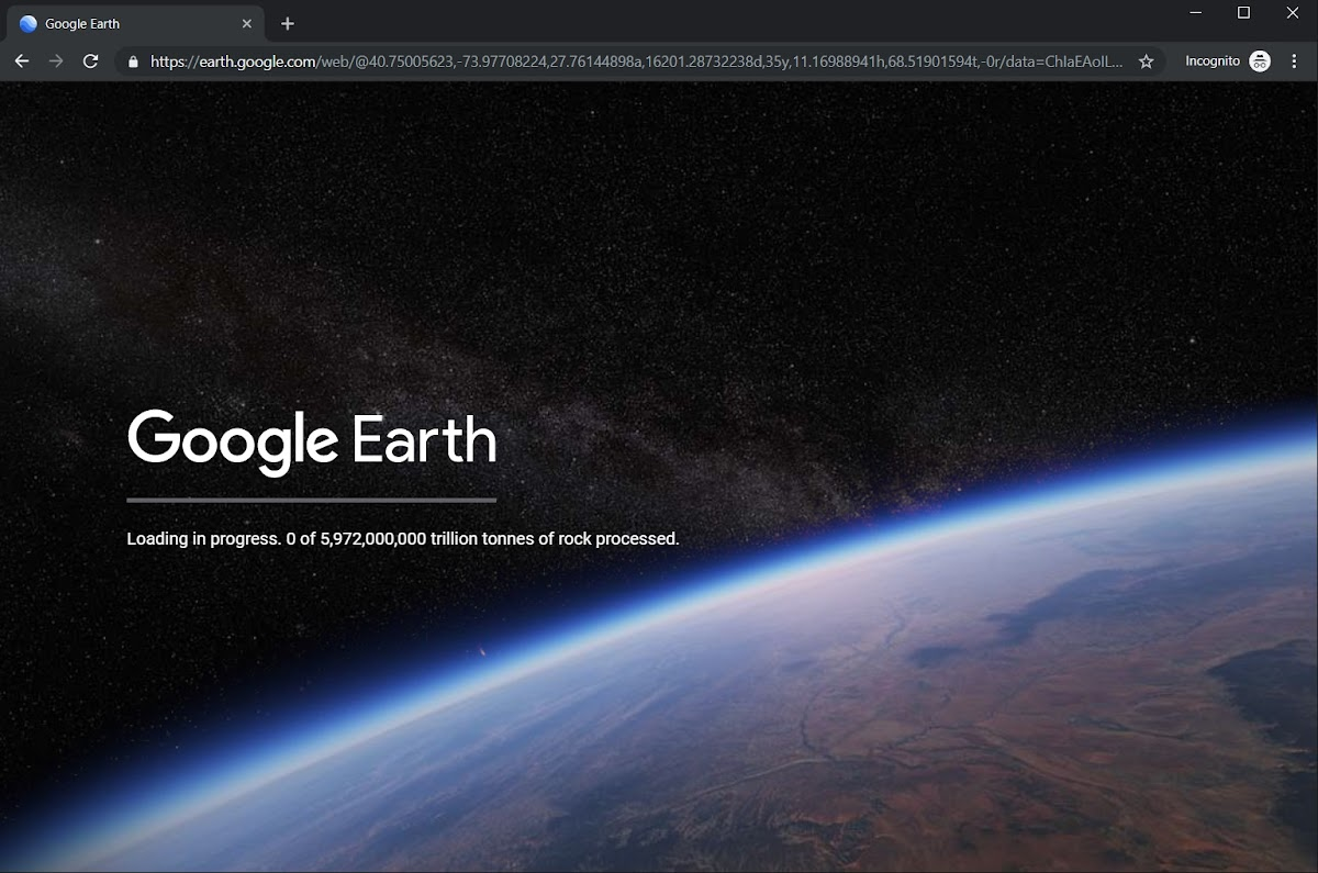 WebAssembly brings Google Earth to more browsers