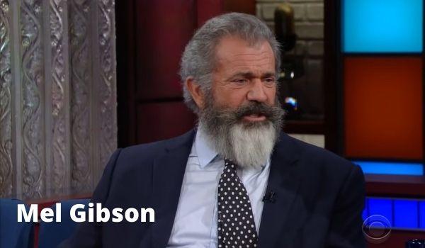 Mel Gibson height